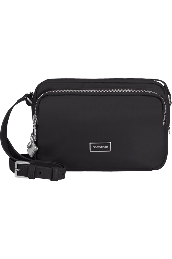 Samsonite Karissa 2.0 Pouch + Shoulder Bag M  Schwarz