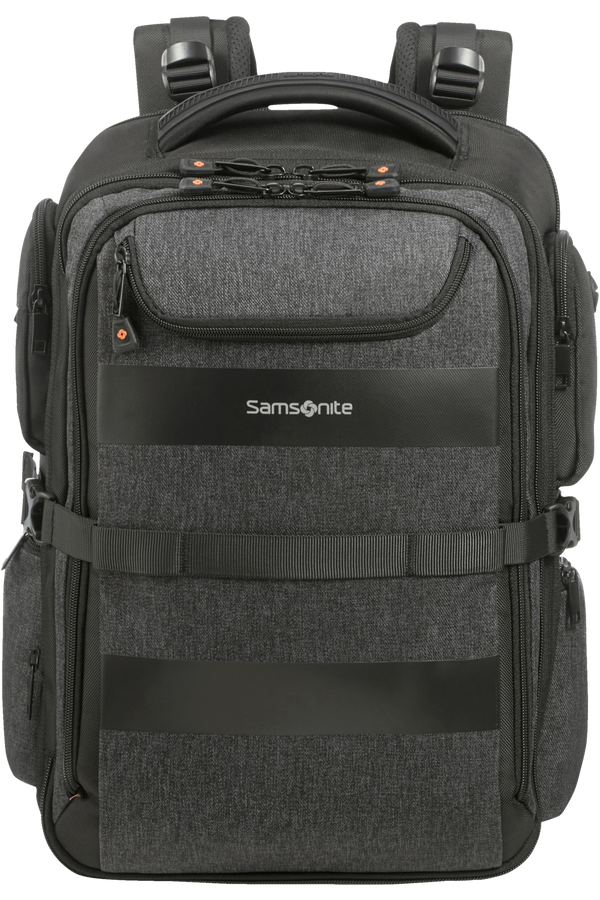 Samsonite Bleisure Backpack 15.6' Exp Overnight  Anthrazit