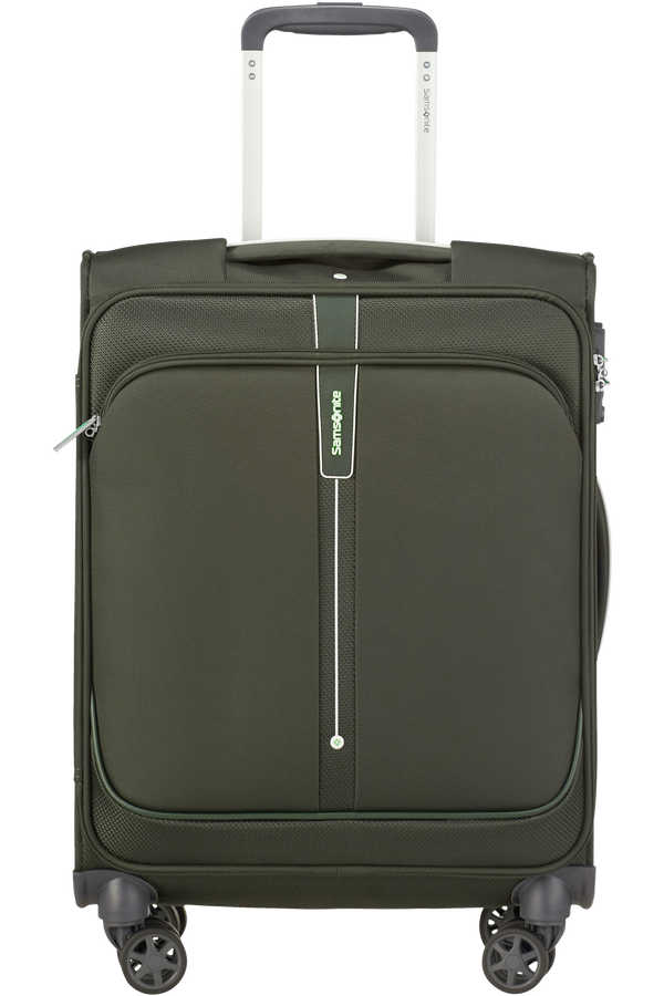 Samsonite Popsoda Spinner Length 40cm 55cm  Dark Olive
