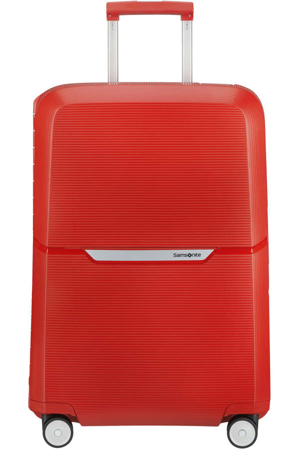 Samsonite Magnum Spinner 69cm  Bright Red