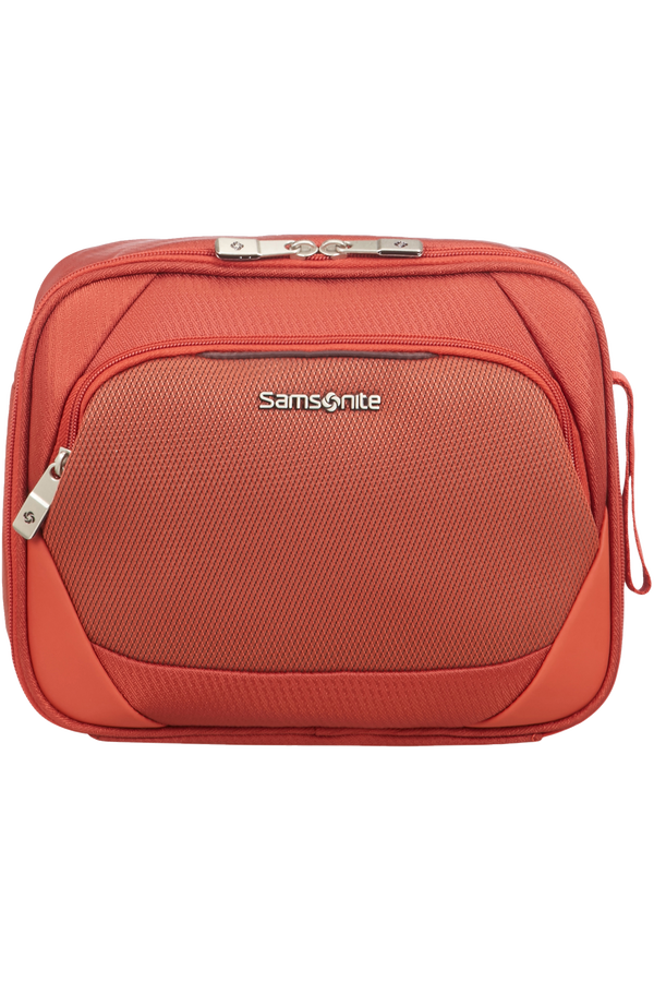 Samsonite Dynamore Toilet Kit  Burnt orange