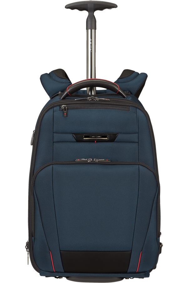 Samsonite Pro-Dlx 5 Laptop Backpack with Wheels 17.3'  Oxford Blau