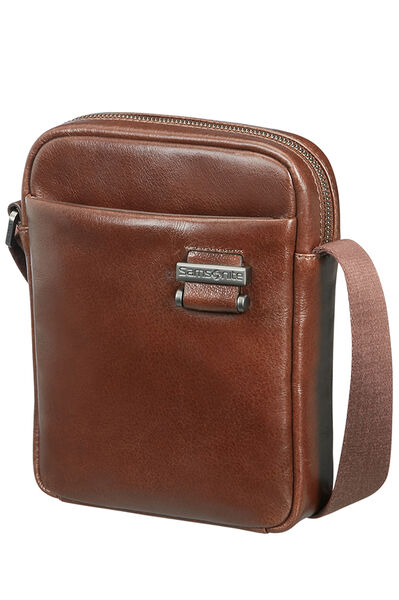 West Harbor Crossover Bag Braun
