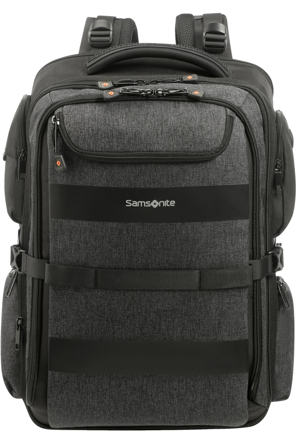 Samsonite Bleisure Backpack 17.3' Exp Overnight +  Anthrazit