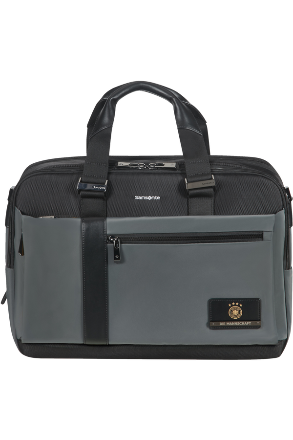 Samsonite Openroad Bailhandle Expandable  15.6inch Eclipse Grey