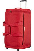 Dynamo Reisetasche mit Rollen 77cm Rot