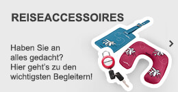 Travel accessories!