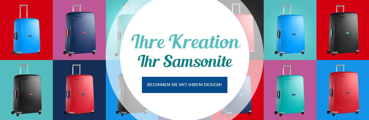 Ihre Kreation - Ihr Samsonite