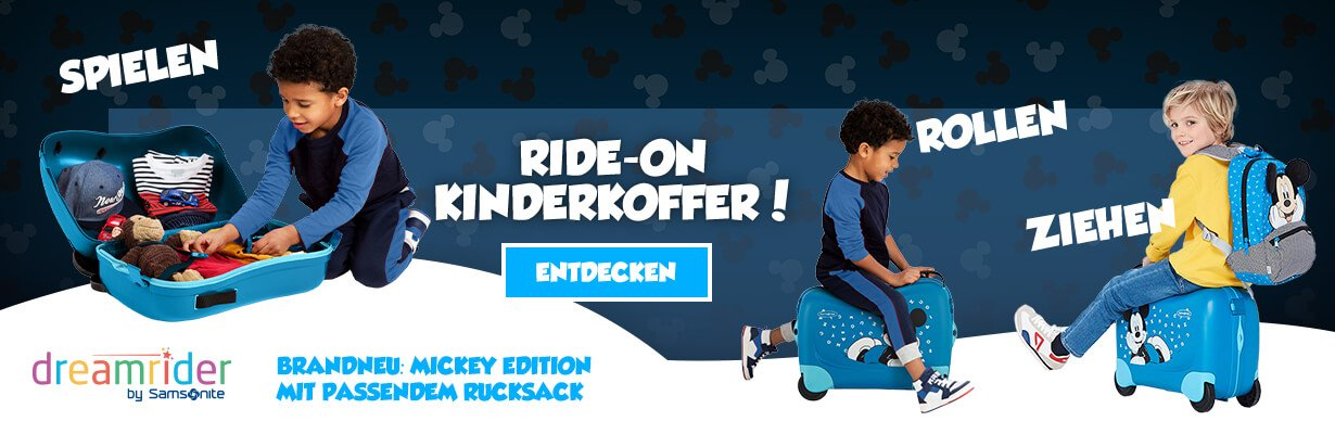Dreamrider Mickey Letters