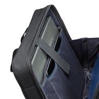 Alle Modelle mit funktionellem Laptop- und Tabletfach.