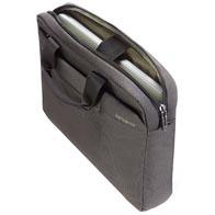 Anpassbares Laptop-/Tabletfach bietet optimalen Schutz und Flexibilität.