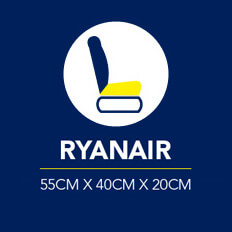 Ryanair Hand Luggage