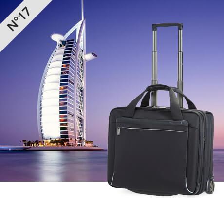 Dubai, United Arab Emirates with Spectrolite