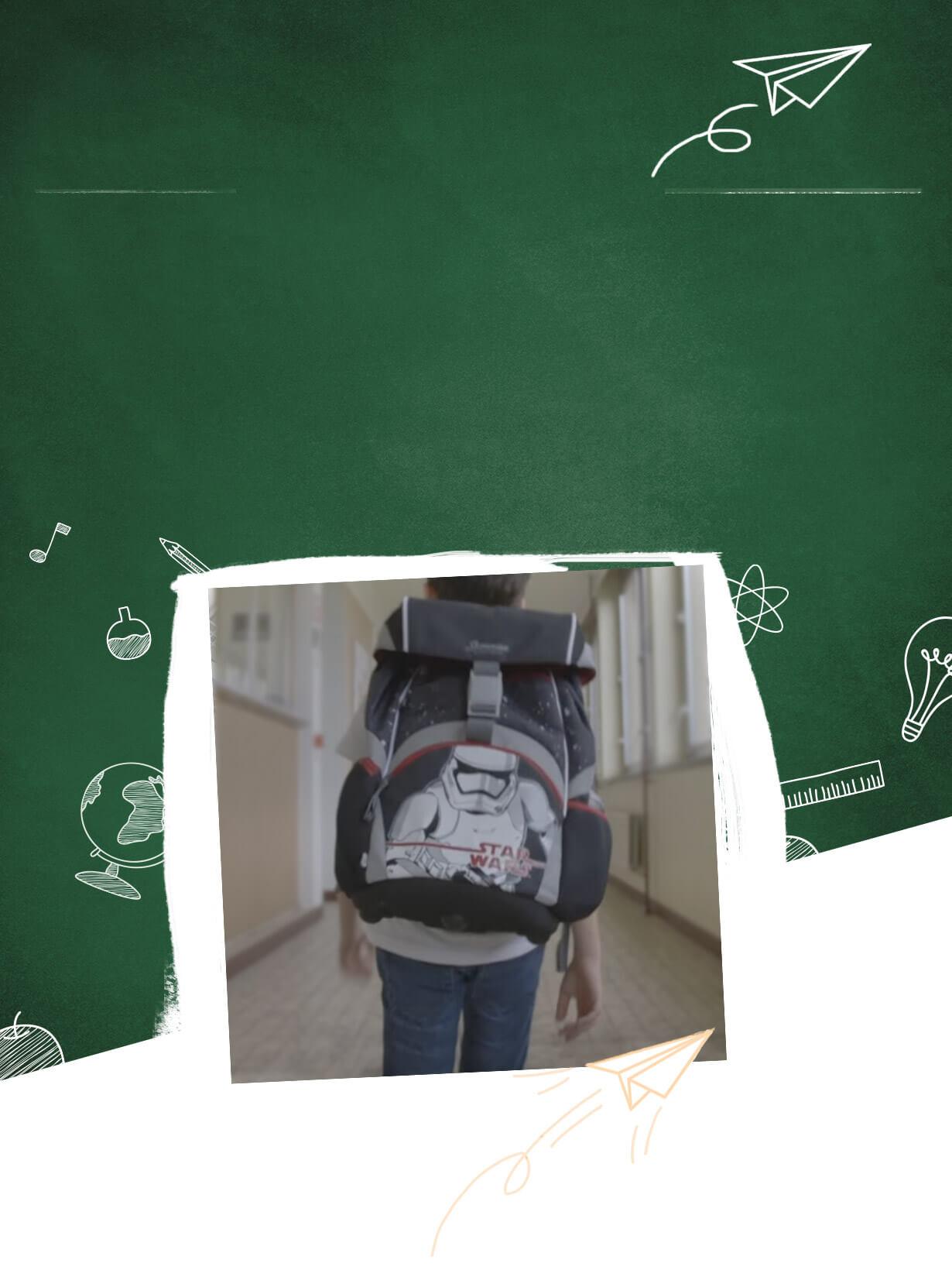 Ab in die Schule