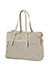 Karissa Biz Shopping Bag Light Taupe