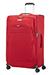 Spark SNG Trolley mit 4 Rollen Erweiterbar 79cm Rot