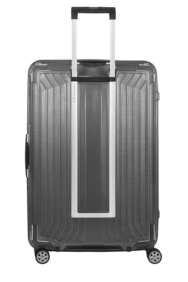 lite box trolley mit 4 rollen 75cm die mannschaft samsonite. Black Bedroom Furniture Sets. Home Design Ideas