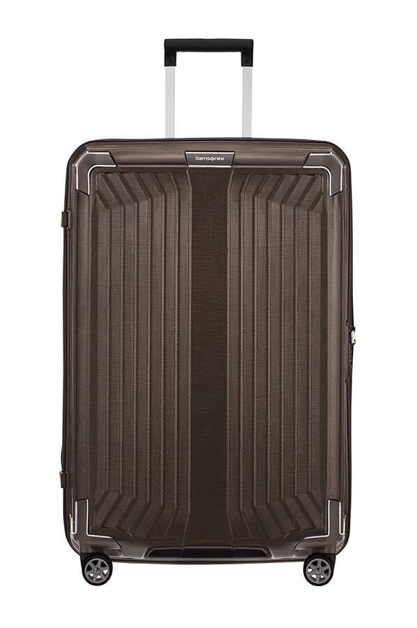 lite box trolley mit 4 rollen 75cm samsonite. Black Bedroom Furniture Sets. Home Design Ideas
