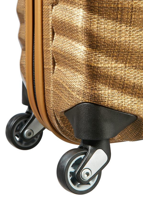 lite shock trolley mit 4 rollen 55cm samsonite. Black Bedroom Furniture Sets. Home Design Ideas