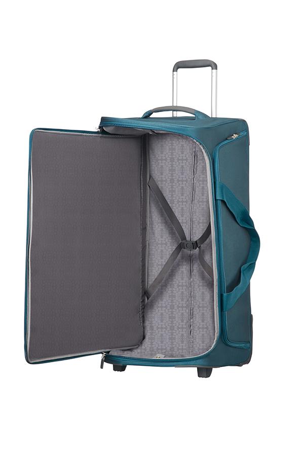 spark sng reisetasche mit rollen 77cm petrol blue. Black Bedroom Furniture Sets. Home Design Ideas